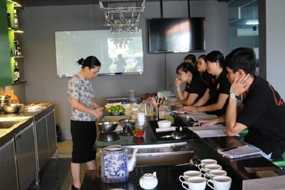 Lop hoc barista tai huong nghiep a au da nang