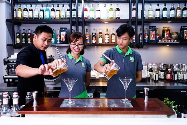 Nơi đào tạo Bartender chuyên nghiệp