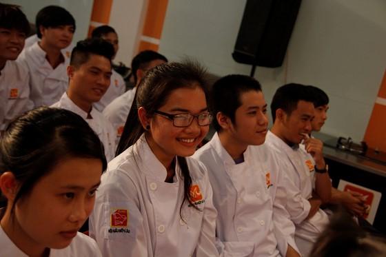 niềm vui của học viên