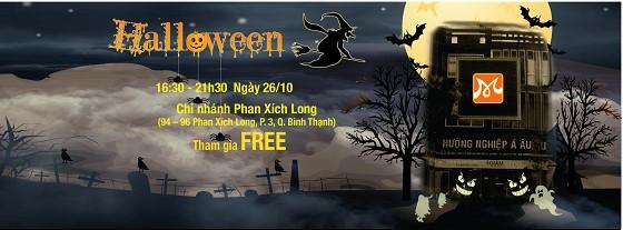Halloween tai huong nghiep a au