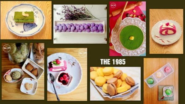 Bánh của quán thế 1985