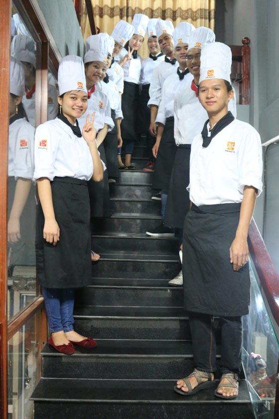 học viên của chi nhánh đà nẵng