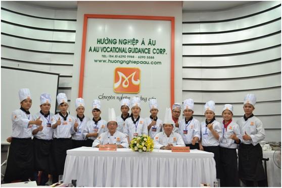 Kham pha va chia se tai Huong Nghiep A Au10