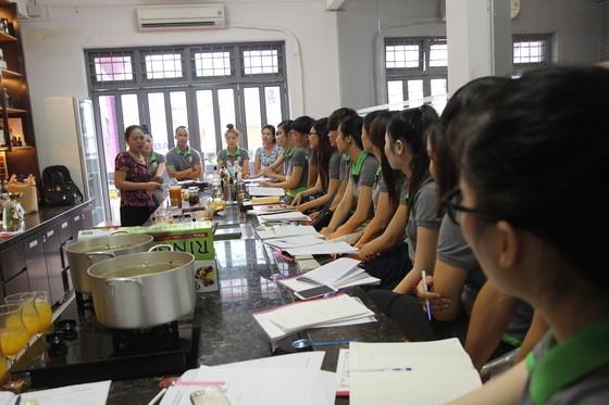 Kham pha va chia se tai Huong Nghiep A Au28