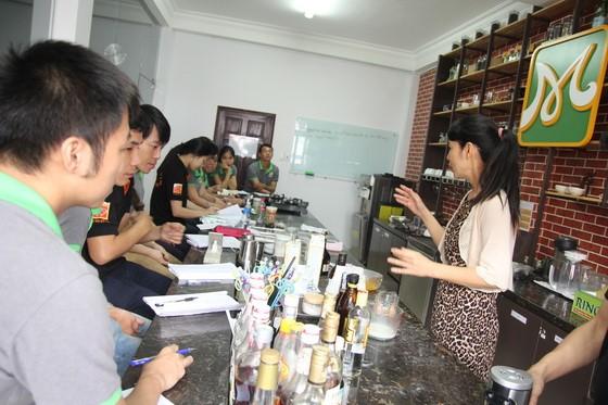 Kham pha va chia se tai Huong Nghiep A Au31