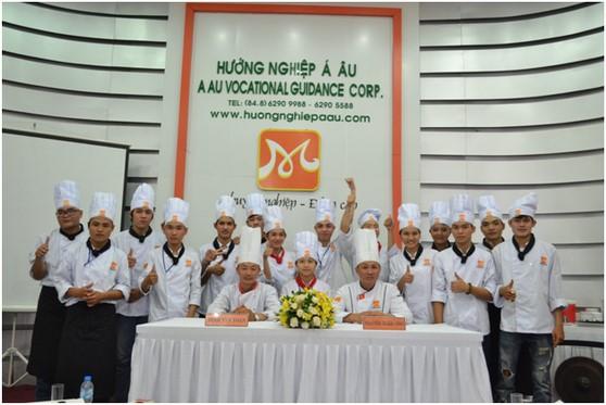 Kham pha va chia se tai Huong Nghiep A Au6