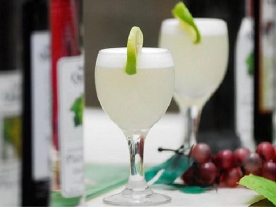 Pisco Sour loai Cocktail truyen thong noi tieng Peru