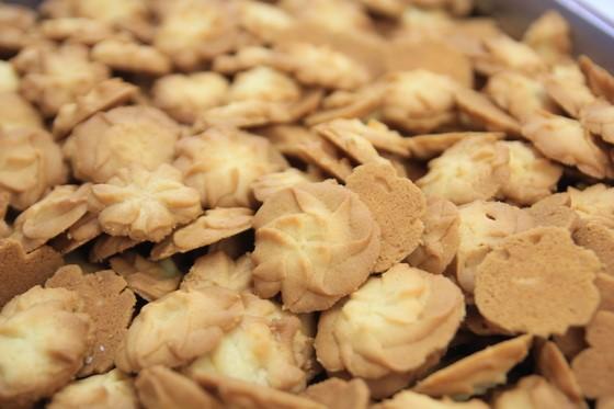 Vanila Cookies