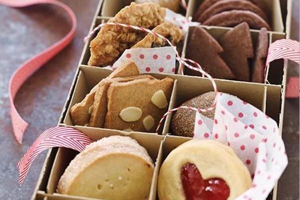 Các loại bánh cookie