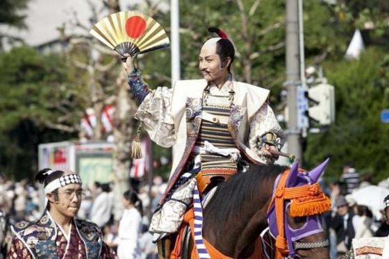 hình ảnh các dũng sĩ samurai