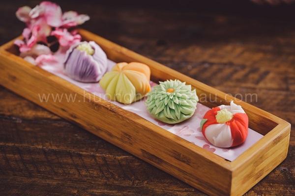 Những chiếc bánh Nhật đẹp