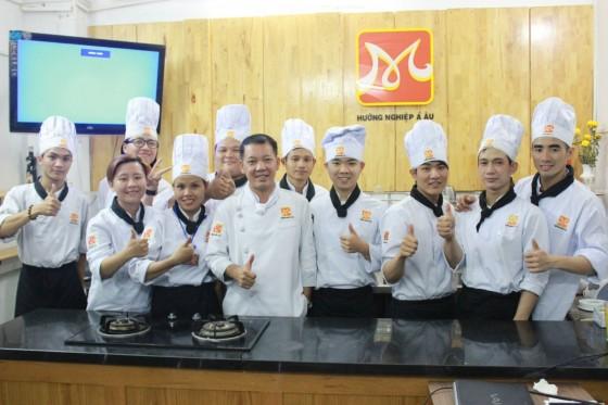 bếp trưởng điều hành k177 thi