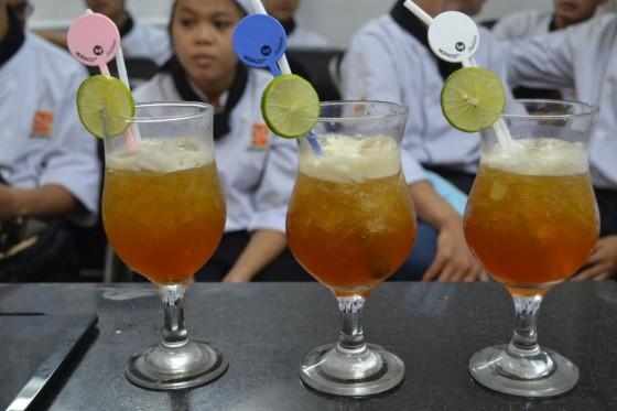 lipton ice tea thành phẩm thi
