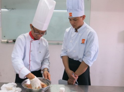 lớp yêu cầu cơm tấm ngon