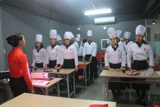 thành viên lớp k258