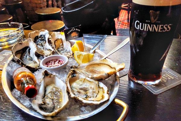 guinness oyster