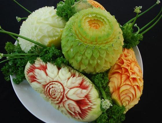 Hình ảnh học cắt tỉa hoa quả