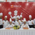 học viên khóa bếp trưởng k 190
