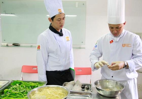 Học Nấu Ăn Ngắn Hạn | Học Nấu Ăn Cấp Tốc