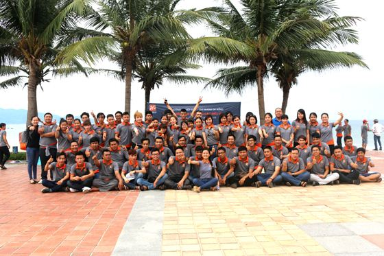 cuộc chiến mùa hè của các bếp trưởng HNAAu Đà Nẵng
