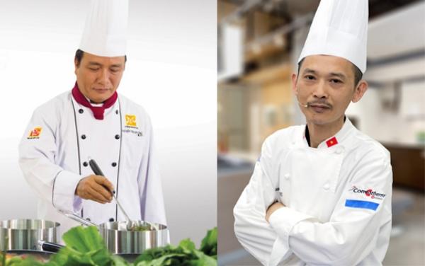 giám khảo cuộc thi đầu bếp giỏi