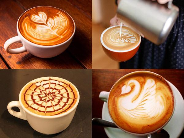 Học Latte Art Ở Đâu Tốt?