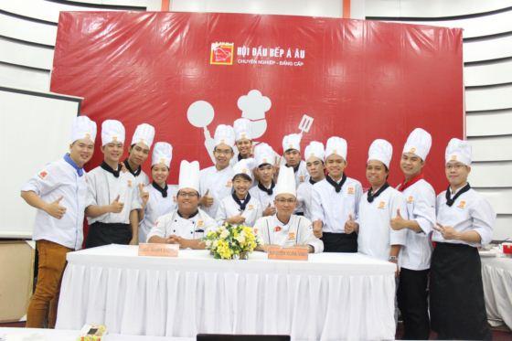 bếp trưởng k256 thi cơ bản