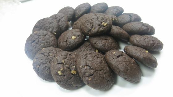 thành phẩm chocolate cookie