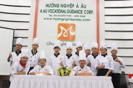 bếp trưởng k00256 thi nâng cao