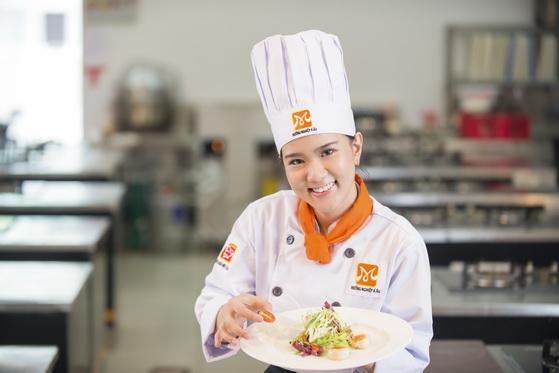 đăng ký học nấu ăn tại Bếp Trưởng
