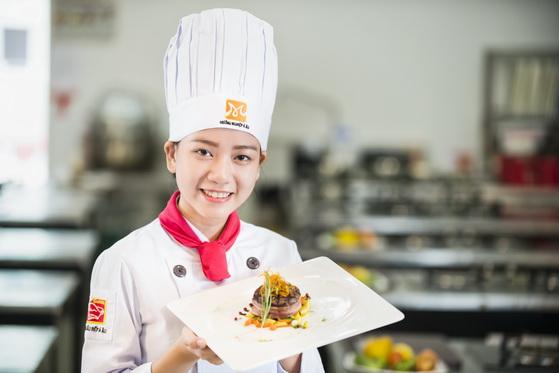 học nghề bếp ở đâu