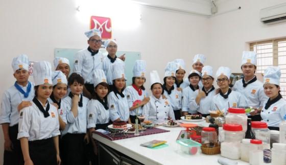 học viên lớp bb54
