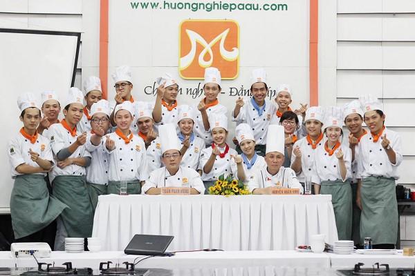 Nơi học nấu ăn ở Bình Dương