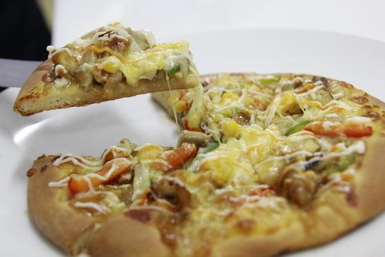 pizza nhật