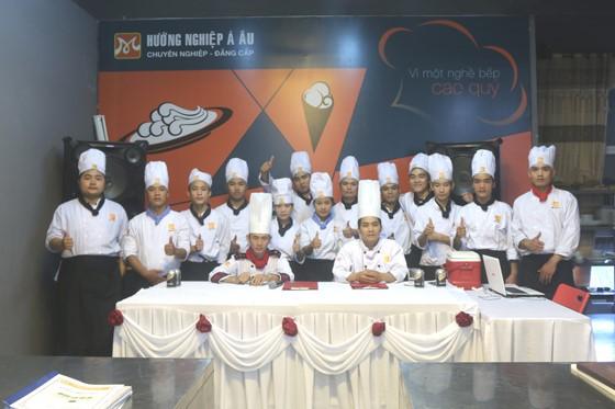 tập thể lớp bếp trưởng k00239