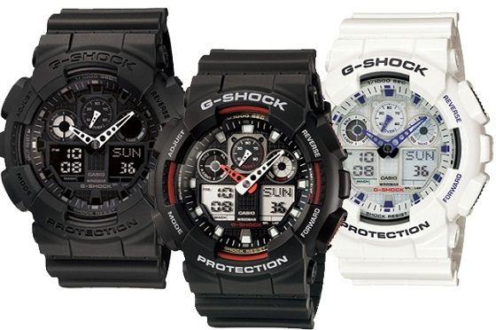 đồng hồ casio g