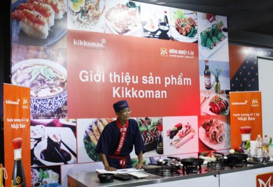 Tưng bừng khám phá Món Nhật cùng Kikkoman Tại Đà Nẵng