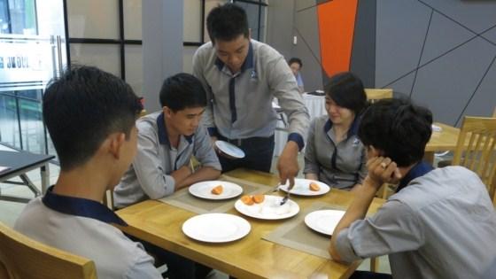 học viên lớp nvnh01