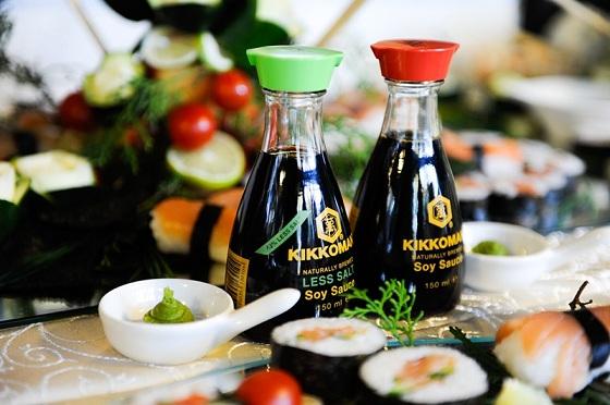 khám phá ẩm thực Nhật cùng Kikkoman