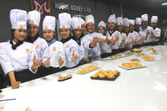lớp bếp bánh bbb k30