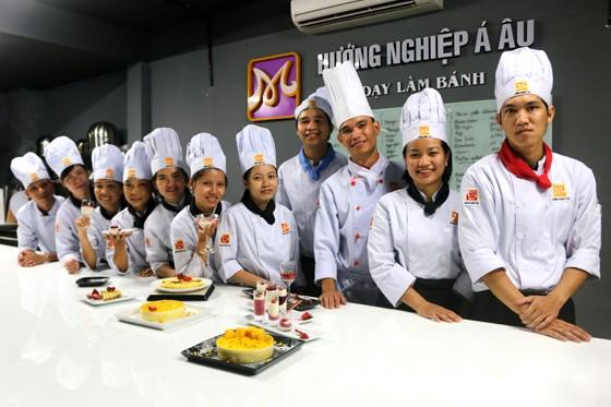 lớp bếp bánh bbb k55