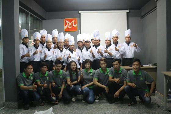 lớp bếp trưởng nbt03 k035