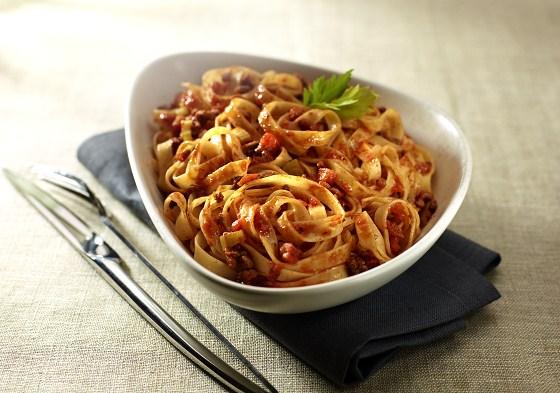 Các công thức nấu ăn kỷ niệm Tháng Pasta