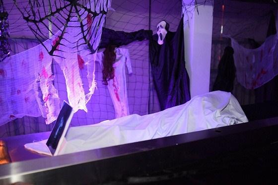 halloween con đường ác quỷ