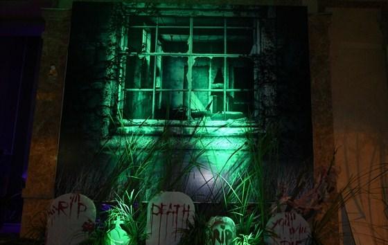 halloween cổng vào hắc ám