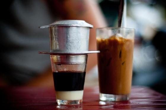 hình ảnh cà phê sữa đá