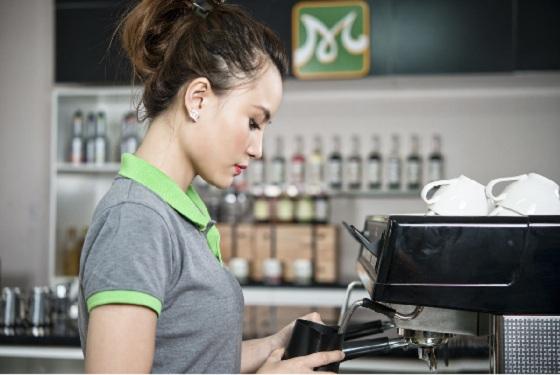 làm thế nào để trở thành người thợ barista