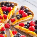 Món Fruit tart