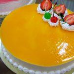 Bánh mango mousse