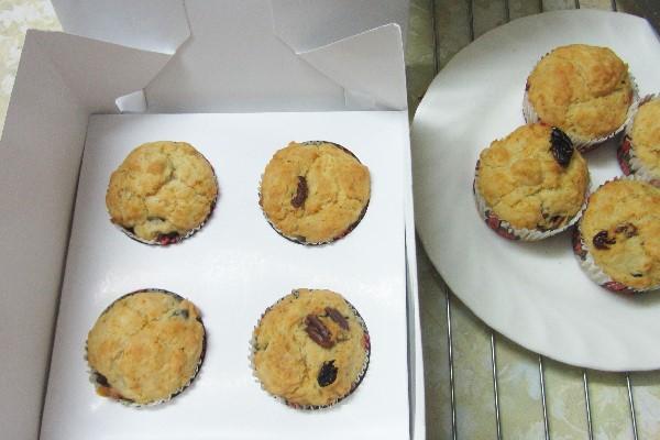 Bánh muffin nho